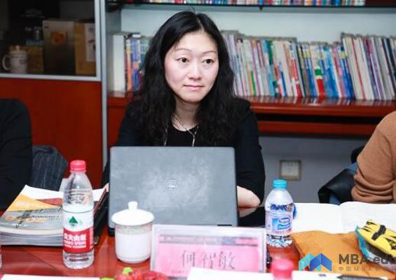 上海交通大学上海高级金融学院fmba项目主任倪海英